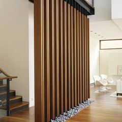 modern staircase by Taylor Smyth Architects: