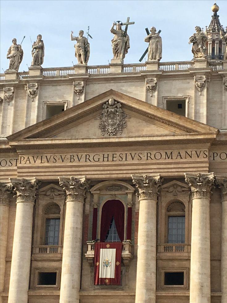 Roma - la loggia