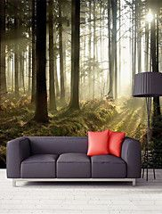 JAMMORY Art Deco / 3D Wallpaper For Home Contemporary Wall Covering  Canvas Material Adhesive required MuralXL XXL XXXL – EUR € 76.02