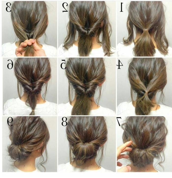 beautiful hairstyles to make yourself – # hairstyles # make #pony tail # Beautiful #s …  – Frisuren – #beautiful #Frisuren #hairstyles
