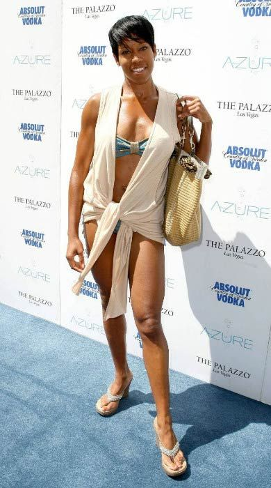 Regina King at the Palazzo Resort Hotel and Casino event in August 2009....