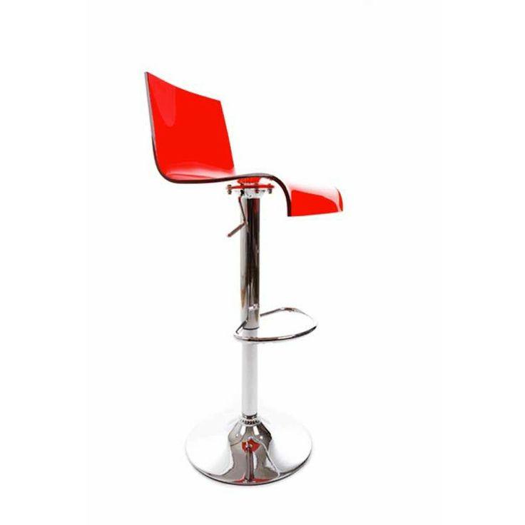 Les 25 meilleures id es concernant tabourets de bar rouges sur pinterest se - Tabouret tracteur ikea ...