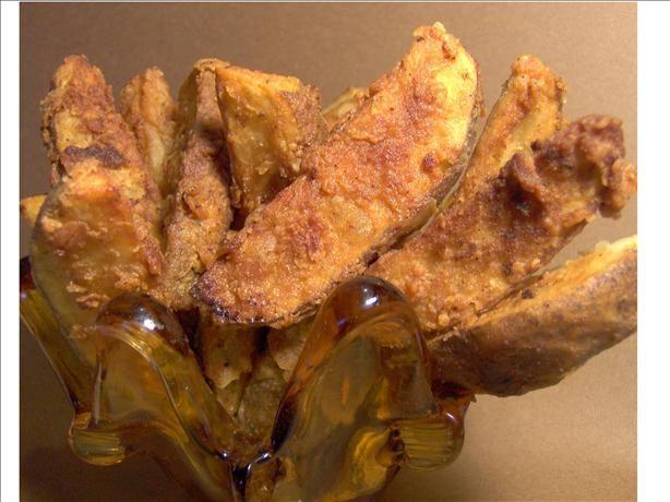 KFC Potato Wedges Recipe - Deep-fried.Food.com   Kfc ...Kfc Fried Potato Wedges Recipe