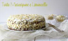 TORTA MASCARPONE E LIMONCELLO