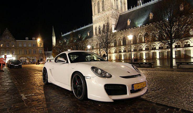 Porsche Cayman GTR Special Techart F1  http://trouwautos.nu/trouwautos/porsche-cayman-gtr-special-techart-f1/