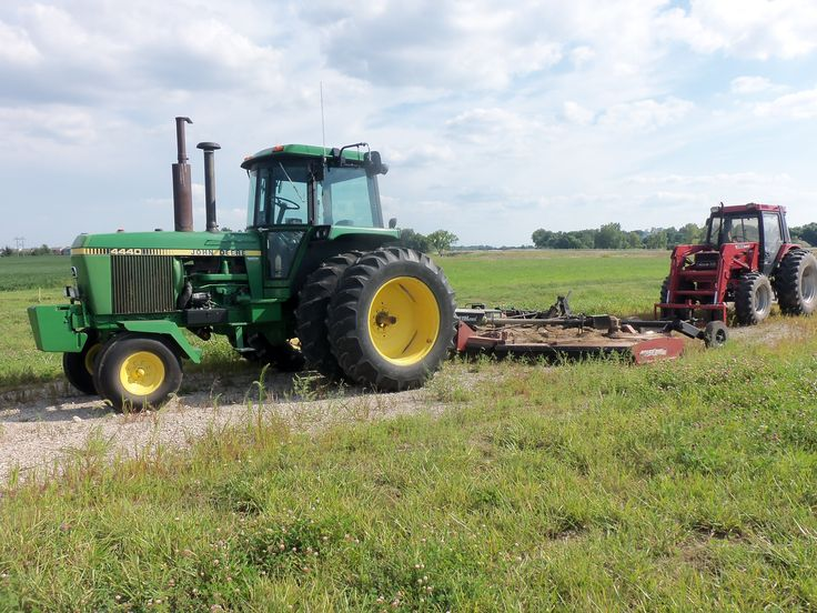 John Deere Tractor Lift Problems : Best images about tractors she cranks my tractor on