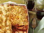 lasagne bolognese al forno