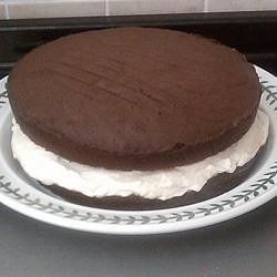 Always Perfect Chocolate Sponge Cake Recipe on Yummly. @yummly #recipe