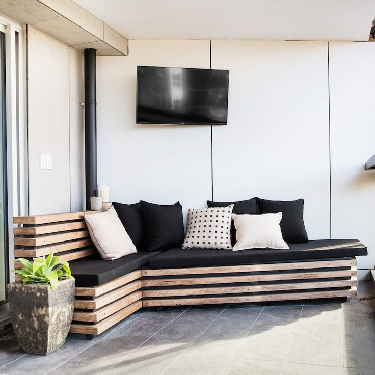 Caro and Kingi Room 9 | Terrace & Re-do Room #theblock #theblockshop #terrace