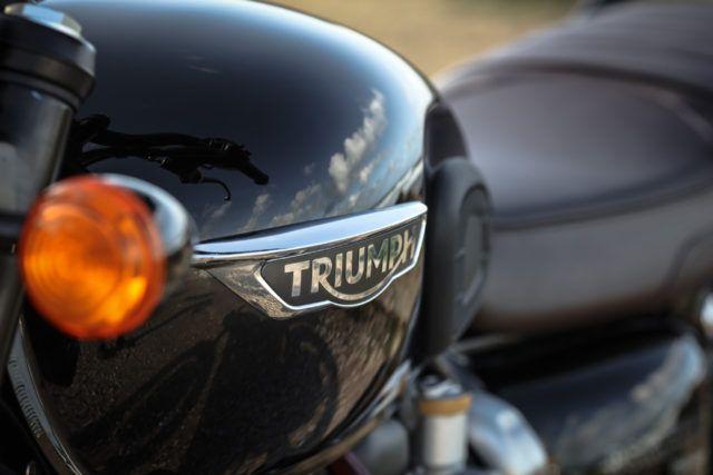 Bonneville T120 Black – Triumph Motorcycles – South Africa