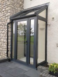 glass lean to porch - Google Search & Best 25+ Upvc porches ideas only on Pinterest | Glass porch Front ... Pezcame.Com