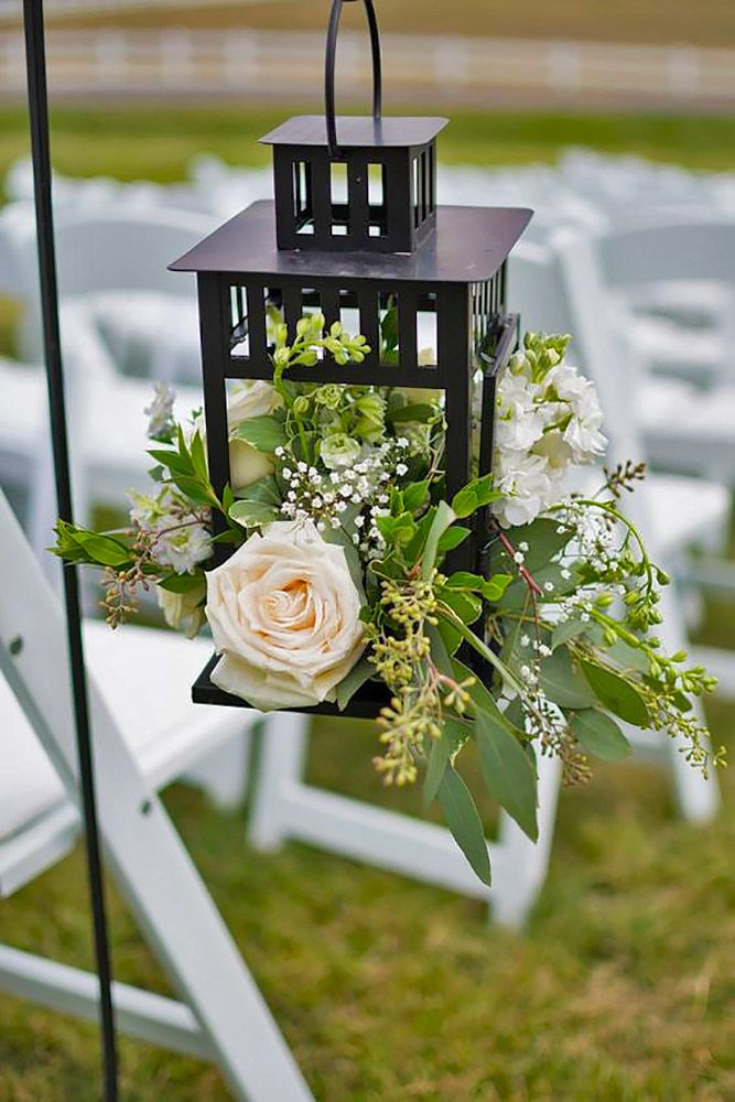 wedding aisle decoration 17                                                                                                                                                                                 More