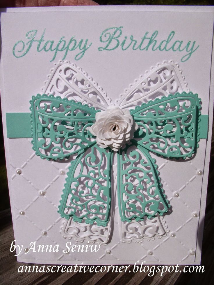 A Peek Inside The Creative Corner: The Elegant Chantilly Bow. Love this card. I got to create an SVG file.