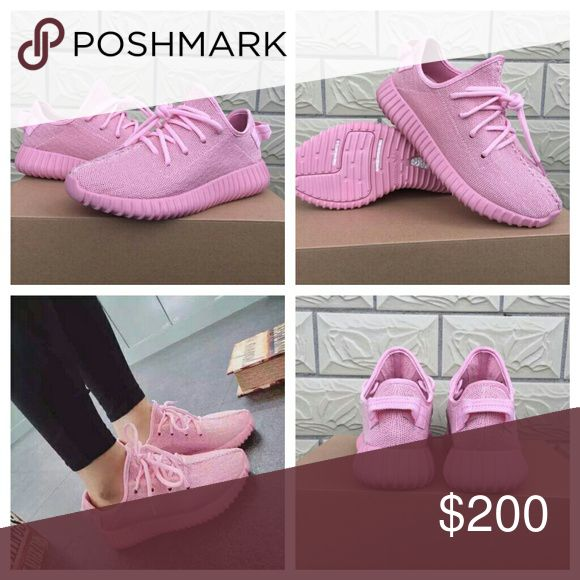 Adidas Yeezy Boost 350 (Pink Rose) Adidas Yeezy Boost 350 (Pink Rose) UA  Women's No Trades! DO NOT CONTACT ME IF YOU ARE NOT SERIOUS ABOUT BUYING! Yeezy Shoes Athletic Shoes