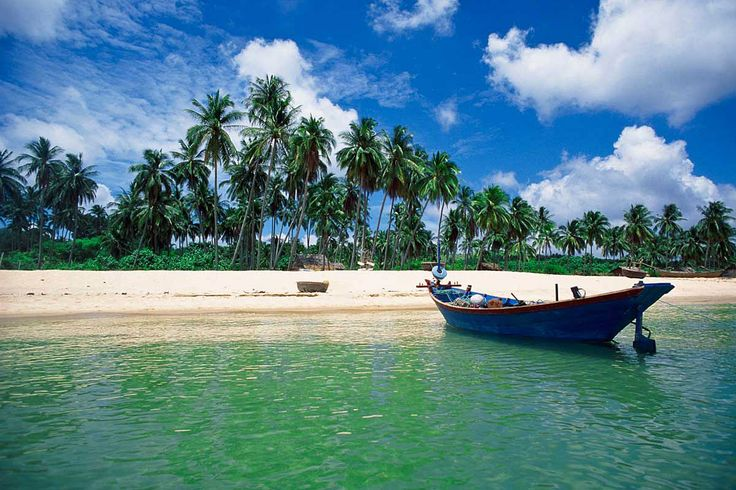 Playa de Phu Quoc en Vietnam: Favorit Place, Mejor Playa, Bai Dai, De Phu, Phu Quoc, Amazing Place, The Beach, En Vietnam, Ao Dai
