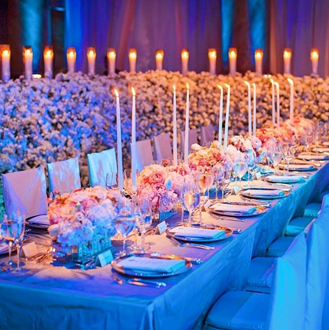 12 long wedding tables youll love
