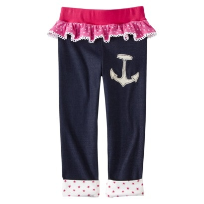 Harajuku Mini for Target® Toddler Girls Jegging - Blue.Opens in a new window