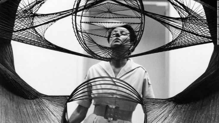 When it comes to business, you've either got it or you don't. Except Peggy Guggenheim never thought of art as a business.