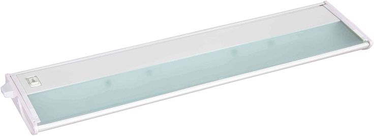 "Maxim 87842 21"" 3 Light Linkable Xenon Under Cabinet Light from the CounterMax C White Indoor Lighting Under Cabinet Light Bars"