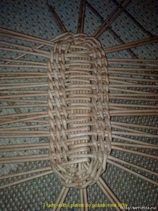 сумки из газетных трубочек. плетение из газет (15) (525x700, 282Kb)