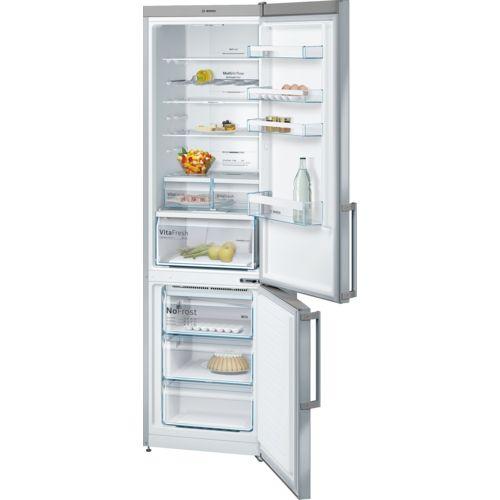 Produkty - Chłodziarki i zamrażarki - Chłodziarko-zamrażarki - Chłodziarko-zamrażarki z dolną zamrażarką - KGN39XL35