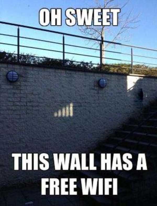 Funny Wifi Memes 1