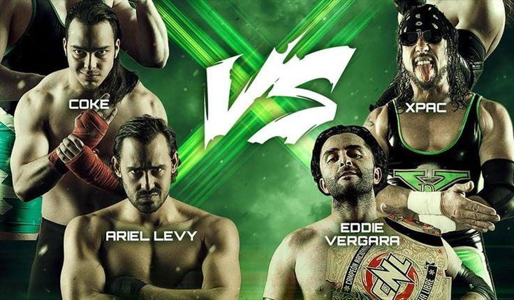 X-Pac se enfrentará a Ariel Levy en evento de lucha libre en Santiago