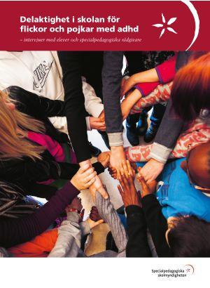 Delaktighet i skolan för flickor och pojkar med adhd - SPSM Webbshop