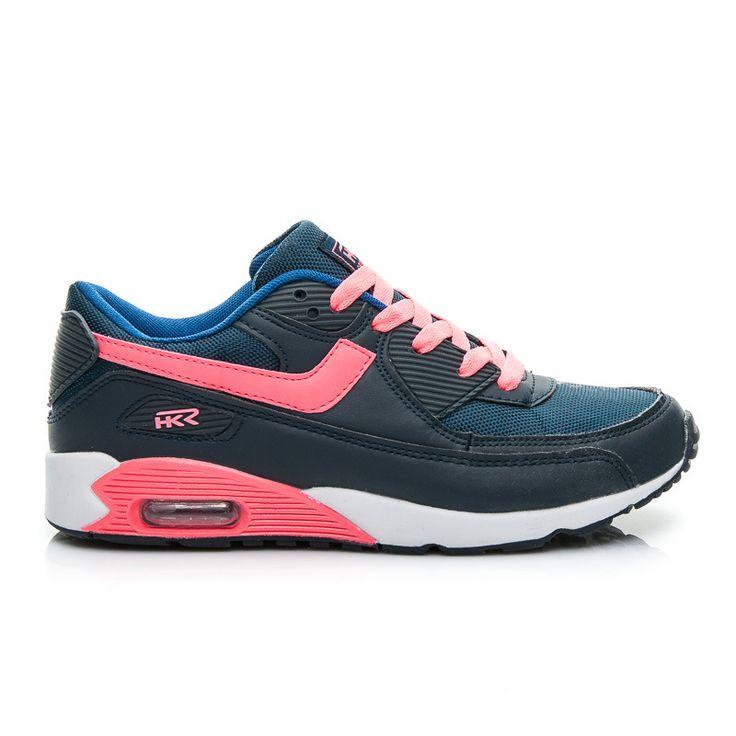 TOPÁNKY granáty SPORTS http://www.cosmopolitus.com/granatowe-buty-sportowe-7ahg85085nhp-r14d-p-114293.html?language=sk&pID=114293 #damske #topanky #tenisky #Nike #slipon #sport #sneakersy