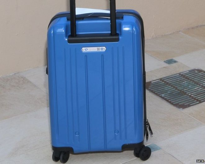 Largest bag under IATA guidelines - Maximum free cabin luggage dimensions for standard passengers