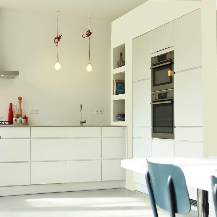 Nette keuken - Ingrid uit Maastricht - 101 Woonideeën