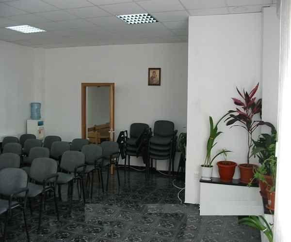 Pensiunea AidRom Bucuresti - sala de conferinta