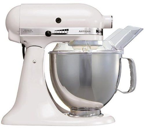 Special Offers - KitchenAid Artisan Mixer 5KSM150PSE (220Volt WILL NOT WORK IN THE USA) (White) - In stock & Free Shipping. You can save more money! Check It (October 09 2016 at 03:41PM) >> http://standmixerusa.net/kitchenaid-artisan-mixer-5ksm150pse-220volt-will-not-work-in-the-usa-white/
