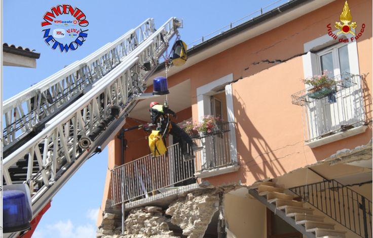 Lazio, Marche e Umbria: la situazione 4 giorni dal Terremoto