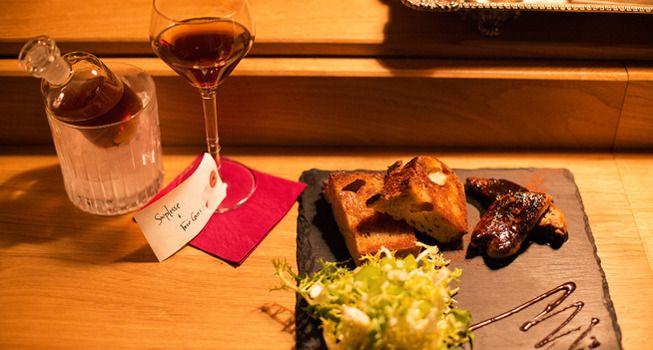 Pas de loup - 108 rue Amelot, 11ème.  Cocktails & Snacking.