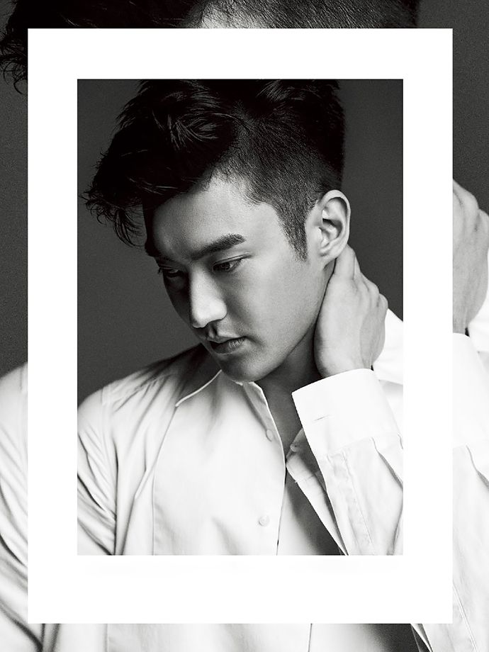 More Of Choi Siwon For The July 2015 Edition Of L'Officiel Hommes | Couch Kimchi