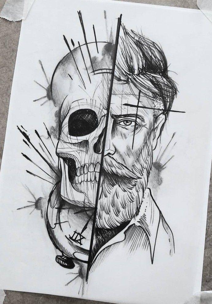 Sketch Desenhos Para Tatuagem Desenho Tatuagem E Ideias
