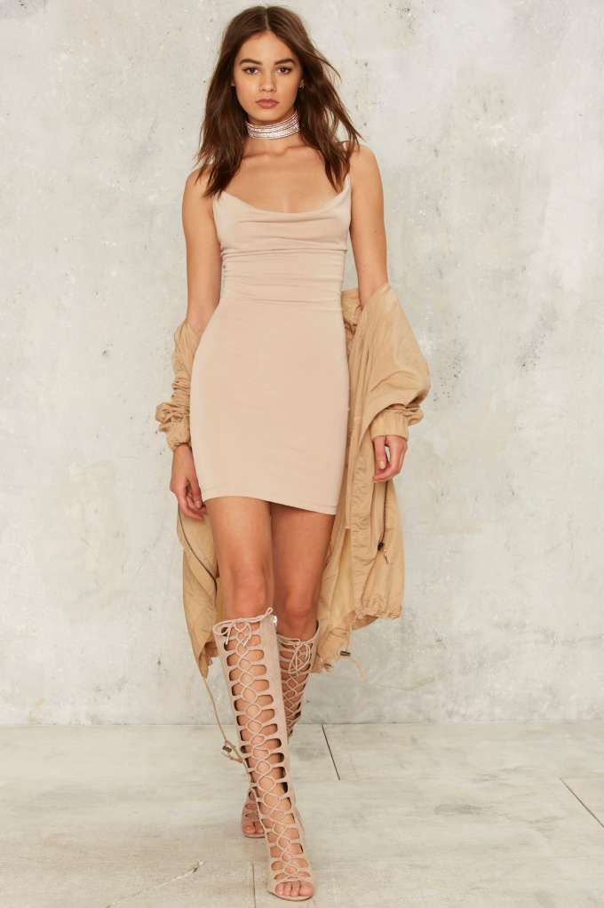 1000  ideas about Beige Cocktail Dresses on Pinterest - Beige ...