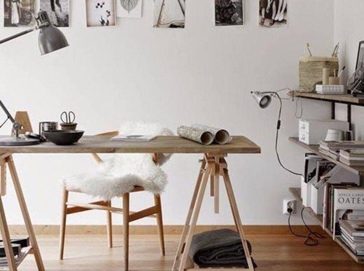 Ajoutez une peau de bête sur votre chaise de bureau