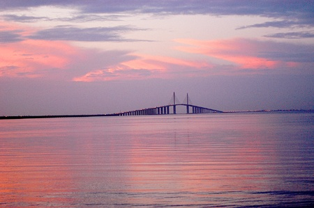 St. Petersburg, Florida: Skyway Bridges, At Home, Beds And Breakfast, Favorite Places, My Home, Bridges In Tampa, Tampa Bays, Breakfast Locations, Sunshine Sky