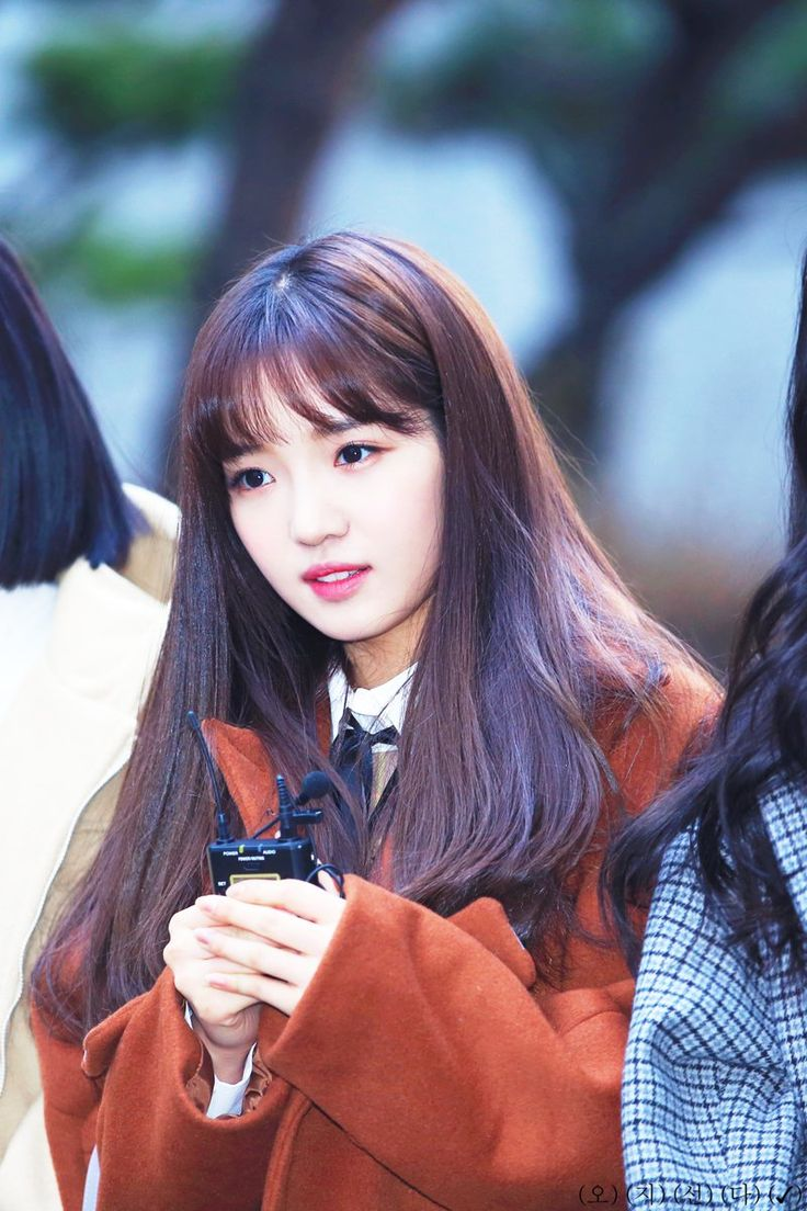 171222 MUSIC BANK 출근 #fromis_9