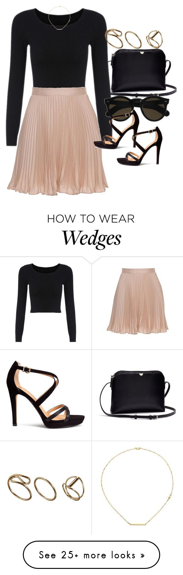 """""""Untitled #3296"""" by glitter-the-world on Polyvore featuring The Row, Club Monaco, Beau Coops, H&M and Jennifer Zeuner"""