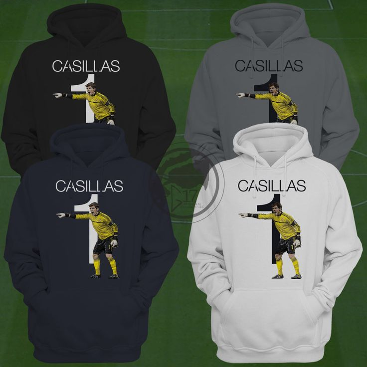 Casillas Hoodie #realmadrid #halamadrid #rmcf #ronaldo #casillas #football #futbol #soccer