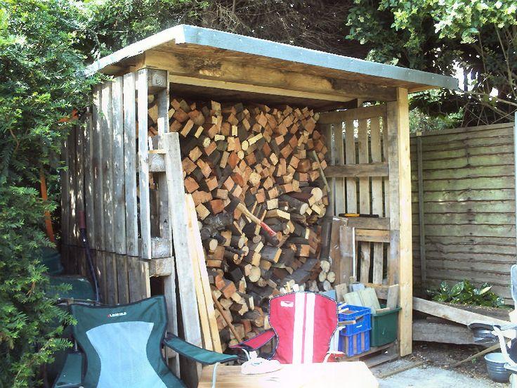 A deep log store