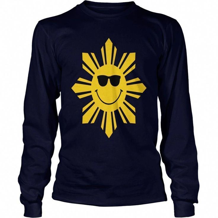 Pinoy Smiling Sun Womens Filipino Tshirt  #gift #ideas #Popular #Everything #Videos #Shop #Animals #pets #Architecture #Art #Cars #motorcycles #Celebr…