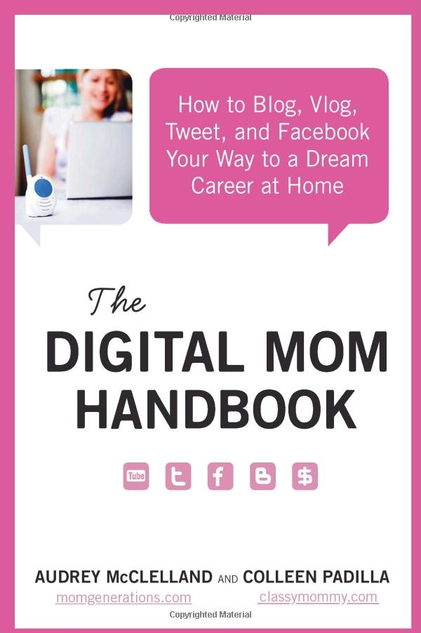 How can I not add this book to my pinboard? Over 65 personal profiles sharing tips, wisdom and advice from Digital Moms in the online space. Outlined in 7 steps to help beginners get started and full of details on monetization and tips for those who are already in the space but want to make a career out of social media. How to blog, vlog, tweet, and facebook your way to a dream career.