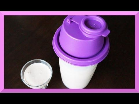 Tupperware Mix Fix Rezept - Baileys selber machen - YouTube
