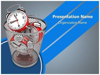 28 best time management powerpoint templates images on pinterest check out our professionally designed time waste ppt template download our time waste toneelgroepblik Gallery