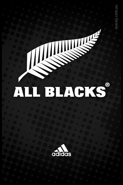 All Blacks iPhone Wallpaper http://nzallblacks.net
