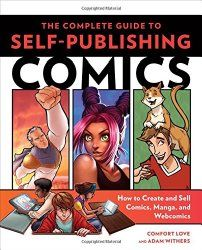 The Complete Guide to Self-Publishing Comics: How to Create and Sell Comic Books, Manga, and Webcomics __ bohemianizm Holiday Gift Guide 2015: 75 Awesome Art-Related Present Ideas | bohemianizm